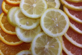 柑橘類もスライスできます